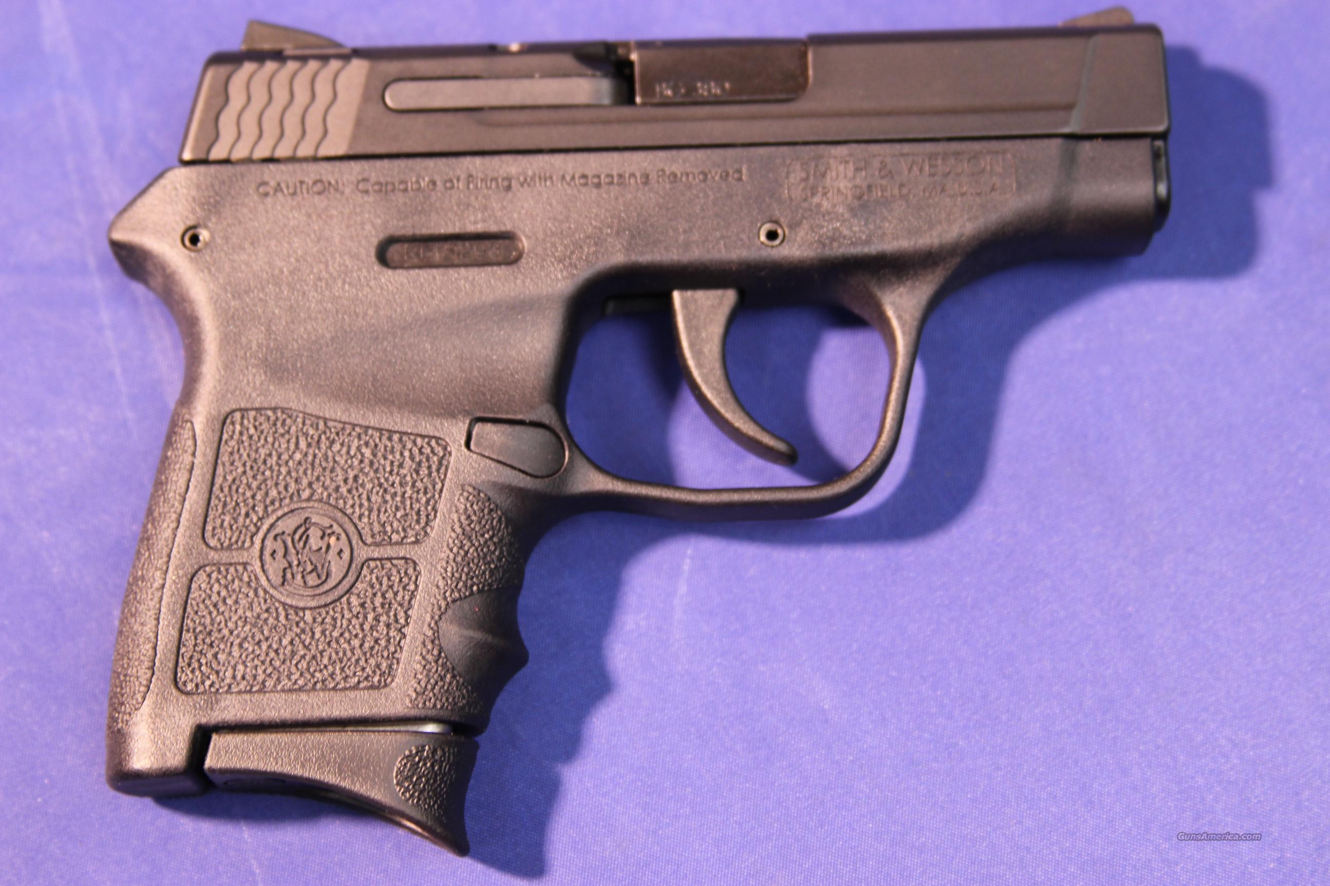 SMITH & WESSON BODYGUARD .380 ACP – NEW!   Guns > Pistols > Smith & Wesson Pistols - Autos > Polymer Frame