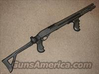 REMINGTON 870 EXPRESS TACTICAL 12 GA  Guns > Shotguns > Remington Shotguns  > Pump > Tactical