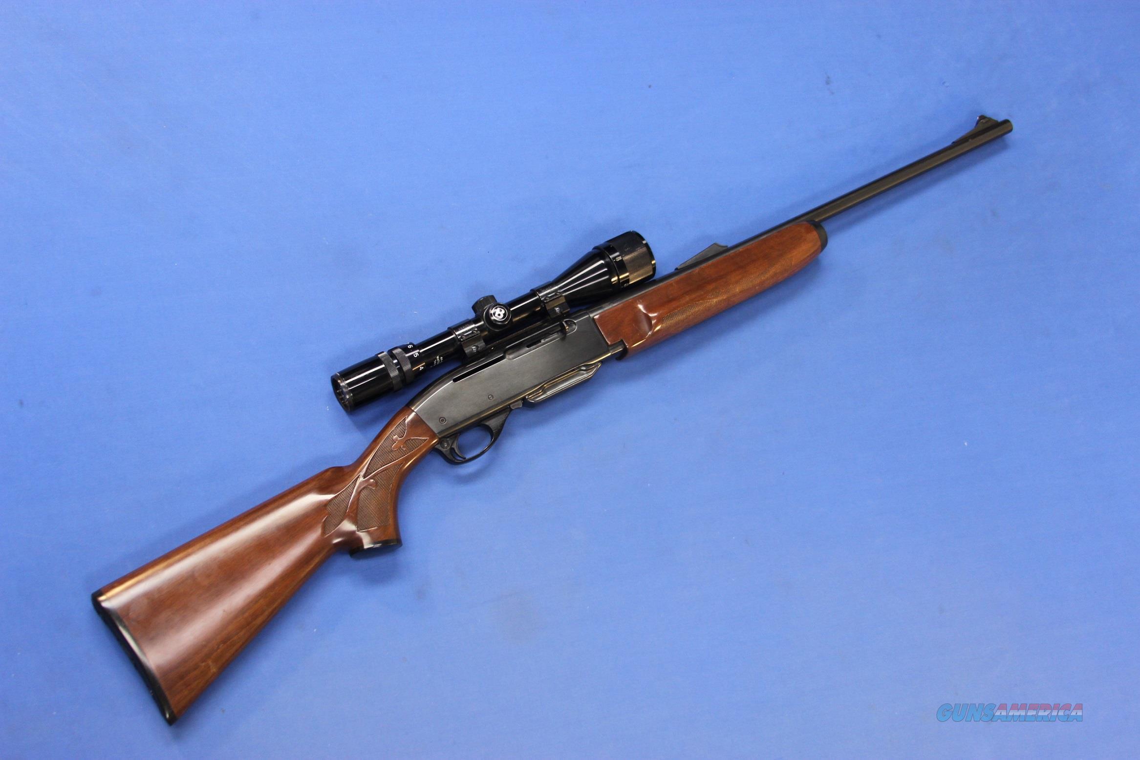 Remington 7400  270 Win W  Bushnell Scope For Sale