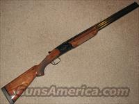 REMINGTON 332 OVER/UNDER 12 GAUGE  Guns > Shotguns > Remington Shotguns  > O/U