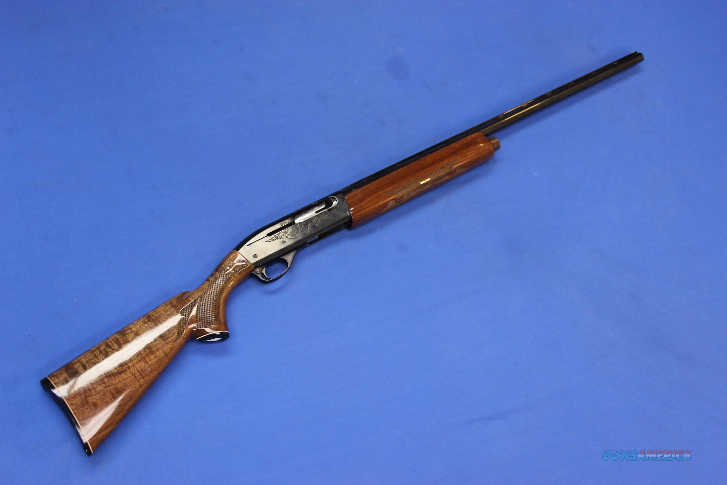 Remington model 1100 20 gauge parts camo stock