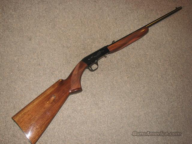 BROWNING BELGIAN 22 AUTO RIFLE .22 LR  Guns > Rifles > Browning Rifles > Semi Auto > Hunting