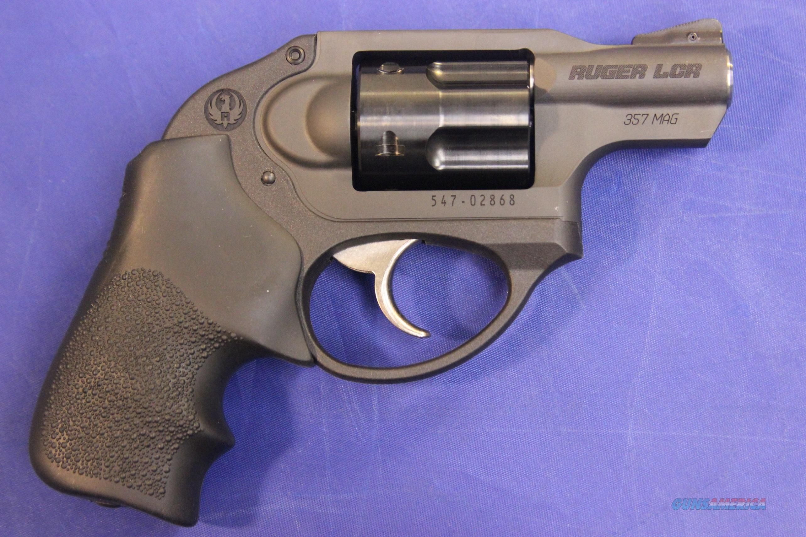 RUGER LCR .357 MAGNUM - NEW!  Guns > Pistols > Ruger Double Action Revolver > LCR
