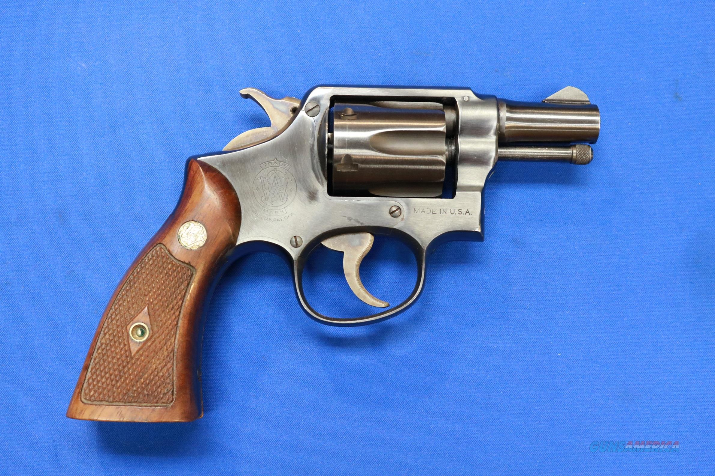 SMITH & WESSON M&P PRE-MODEL 10 .38 SPECIAL  Guns > Pistols > Smith & Wesson Revolvers > Model 10
