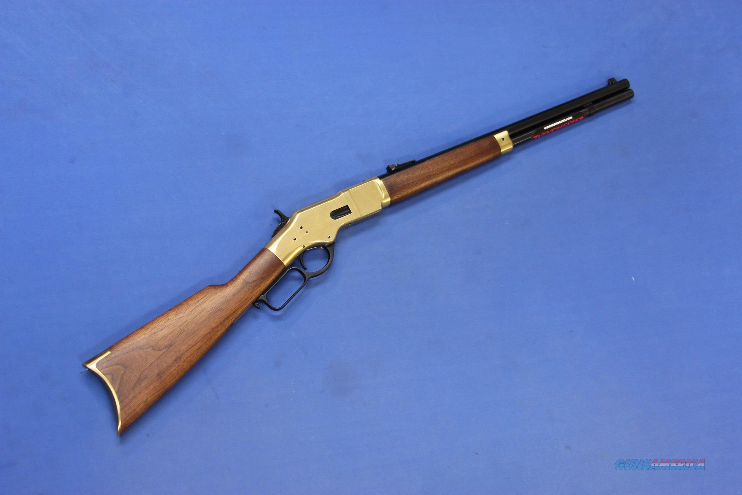 WINCHESTER 1866 SHORT RIFLE .38 SPECIAL - NEW!  Guns > Rifles > Winchester Rifles - Modern Lever > Other Lever > Post-64
