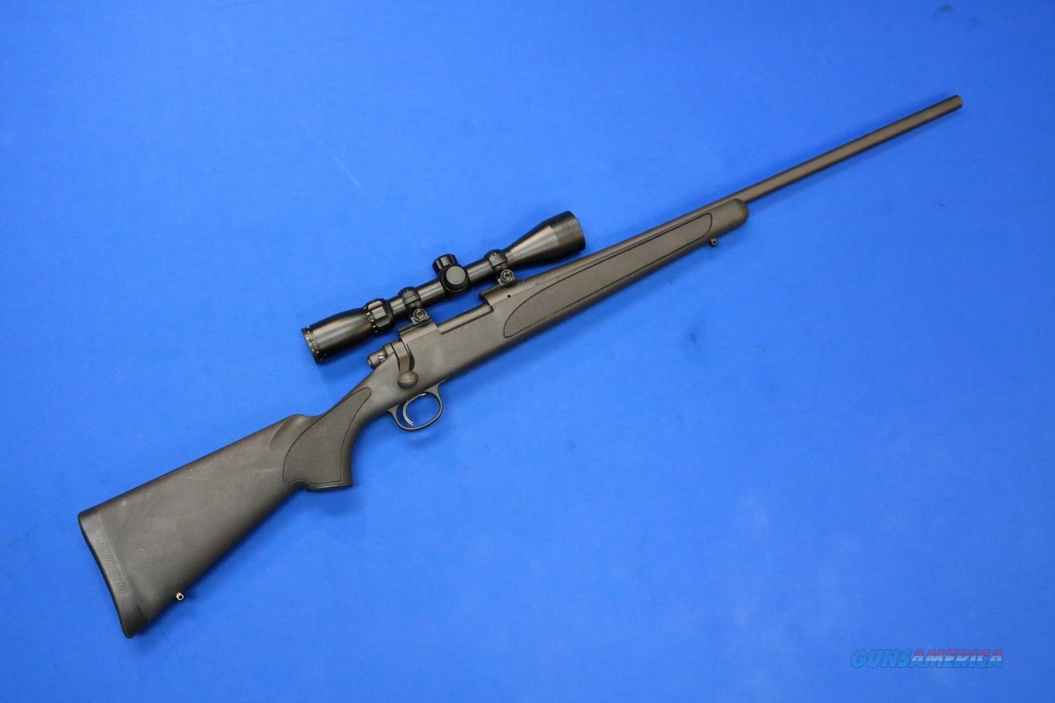 REMINGTON 700 SPS SYNTHETIC .243 WIN w/SCOPE  Guns > Rifles > Remington Rifles - Modern > Model 700 > Sporting