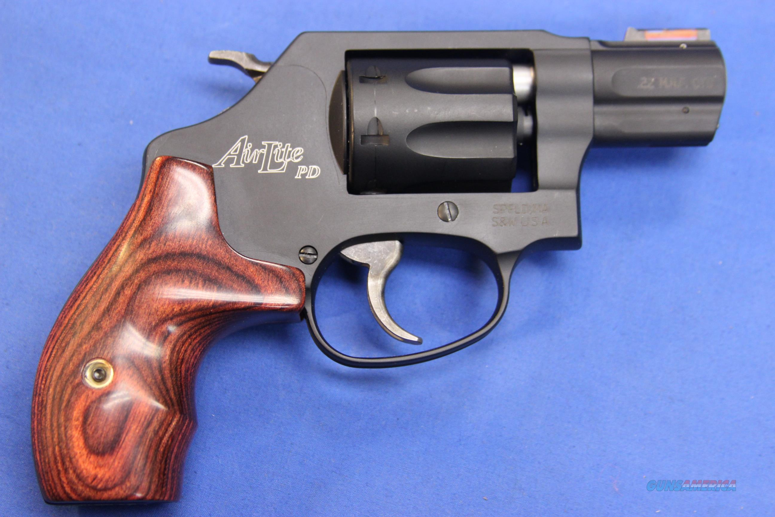 SMITH & WESSON 351PD .22 MAG. - NEW!  Guns > Pistols > Smith & Wesson Revolvers > Pocket Pistols