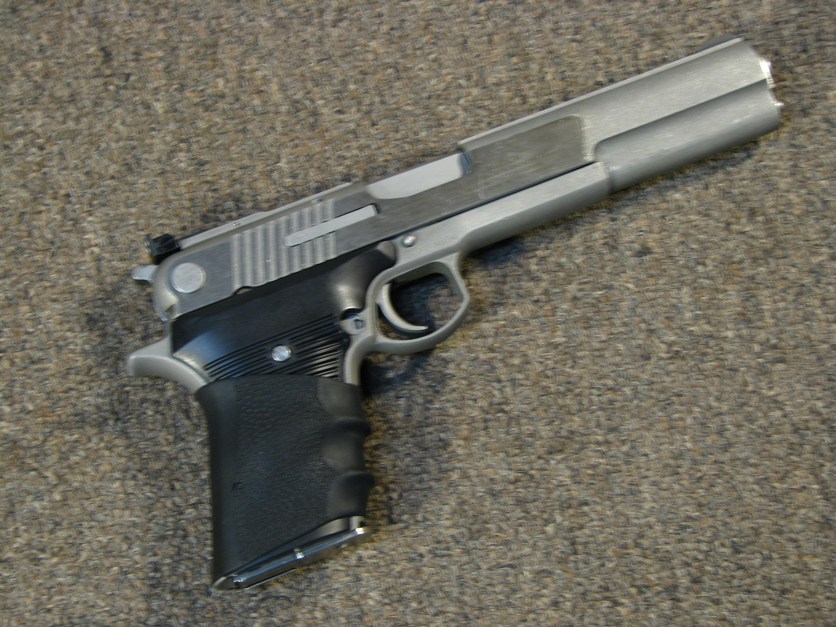 AMT AUTO-MAG IV .45 WIN MAG - STAINLESS!  Guns > Pistols > AMT Pistols > 1911 copies