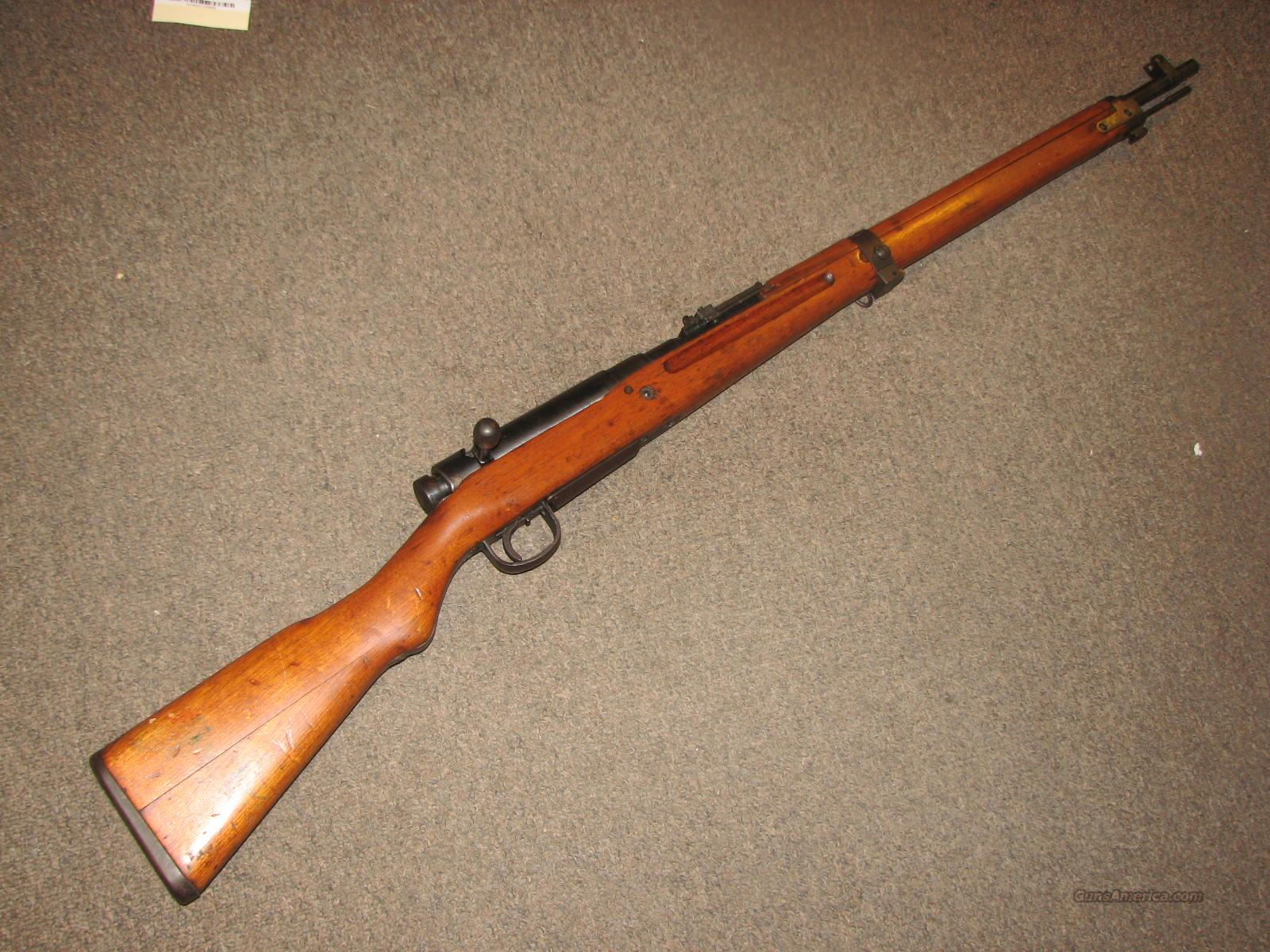 ARISAKA TYPE 99 7.7 JAP w/ AIRCRAFT SIGHT, MUM, BOLT SHROUD  Guns > Rifles > Military Misc. Rifles Non-US > Other