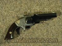 SMITH & WESSON MODEL 1 2ND ISSUE .22 SHORT  Guns > Pistols > Smith & Wesson Revolvers > Pre-1899