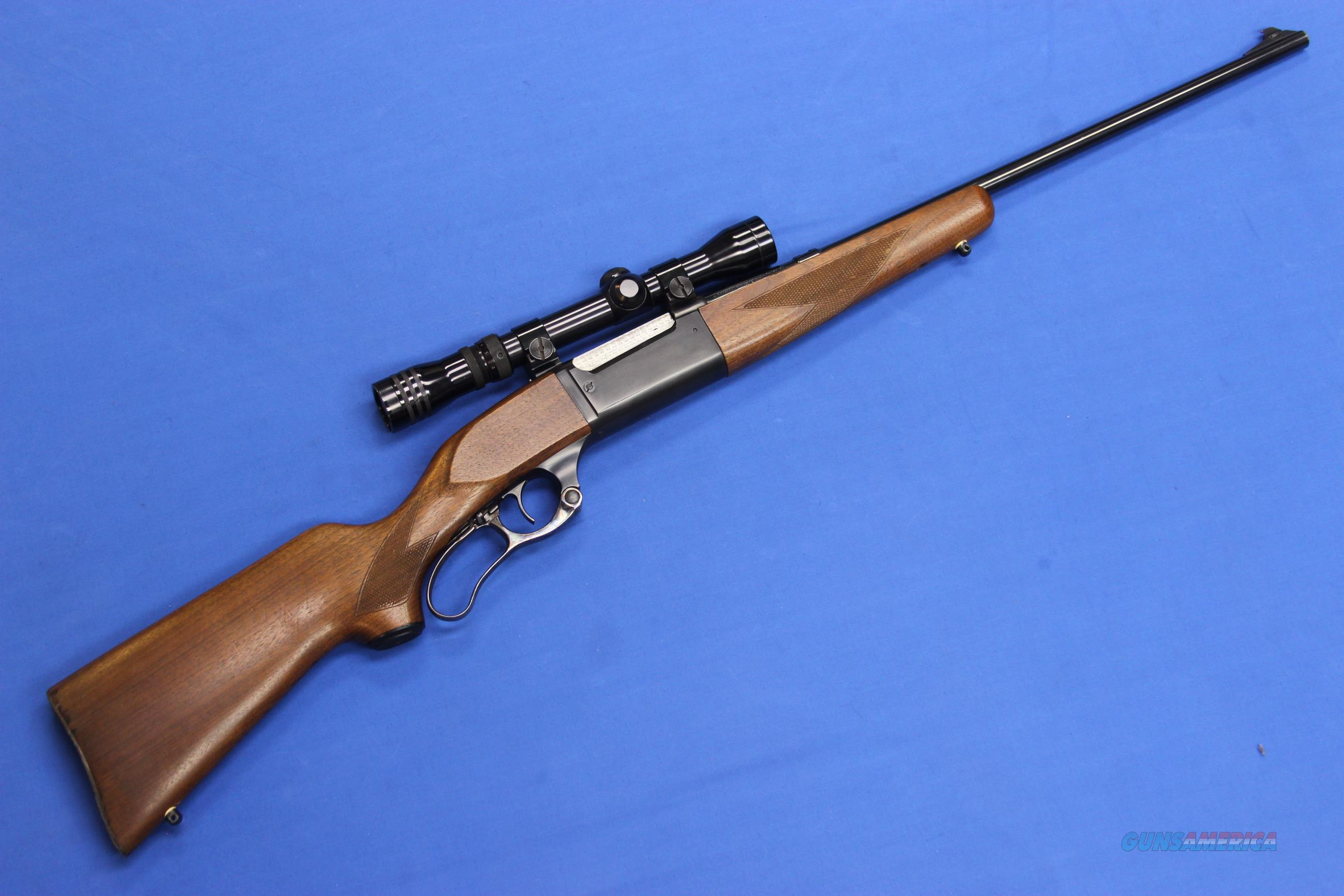 SAVAGE 99 .300 SAVAGE w/REDFIELD SCOPE for sale