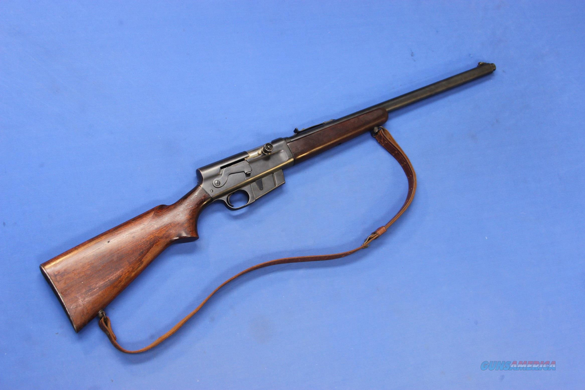 REMINGTON 81 WOODSMASTER .30 REMINGTON  Guns > Rifles > Remington Rifles - Modern > Other