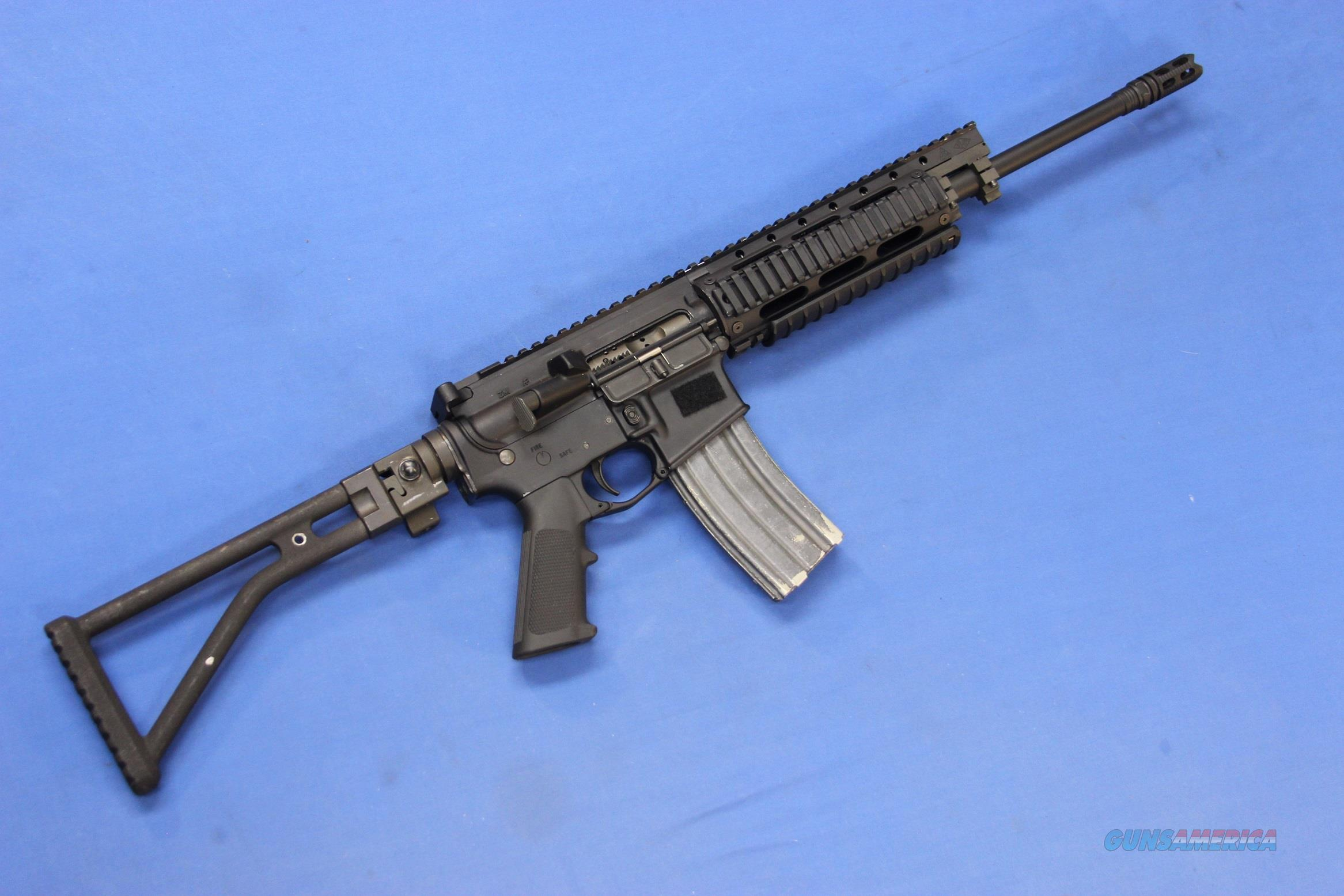 Z-M WEAPONS LR-300 FOLDING STOCK AR-15 5.56 NATO .223 REM  Guns > Rifles > AR-15 Rifles - Small Manufacturers > Complete Rifle