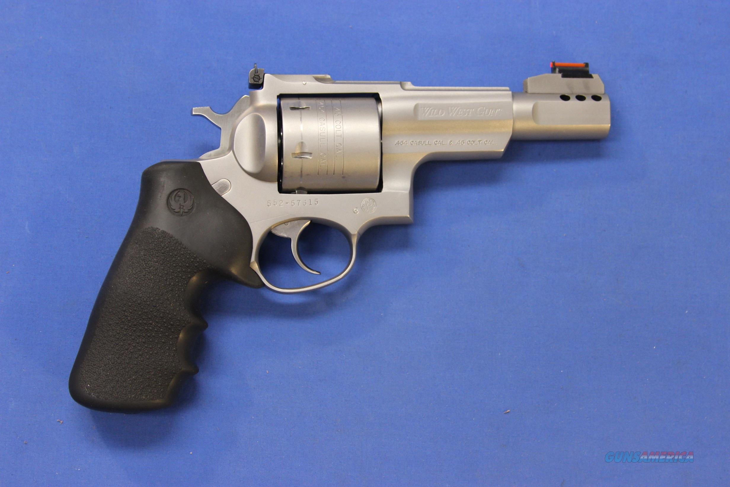 WILD WEST GUNS WOLVERINE (SUPER REDHAWK) .454 CASULL .45 COLT Guns 43a501d31fcb