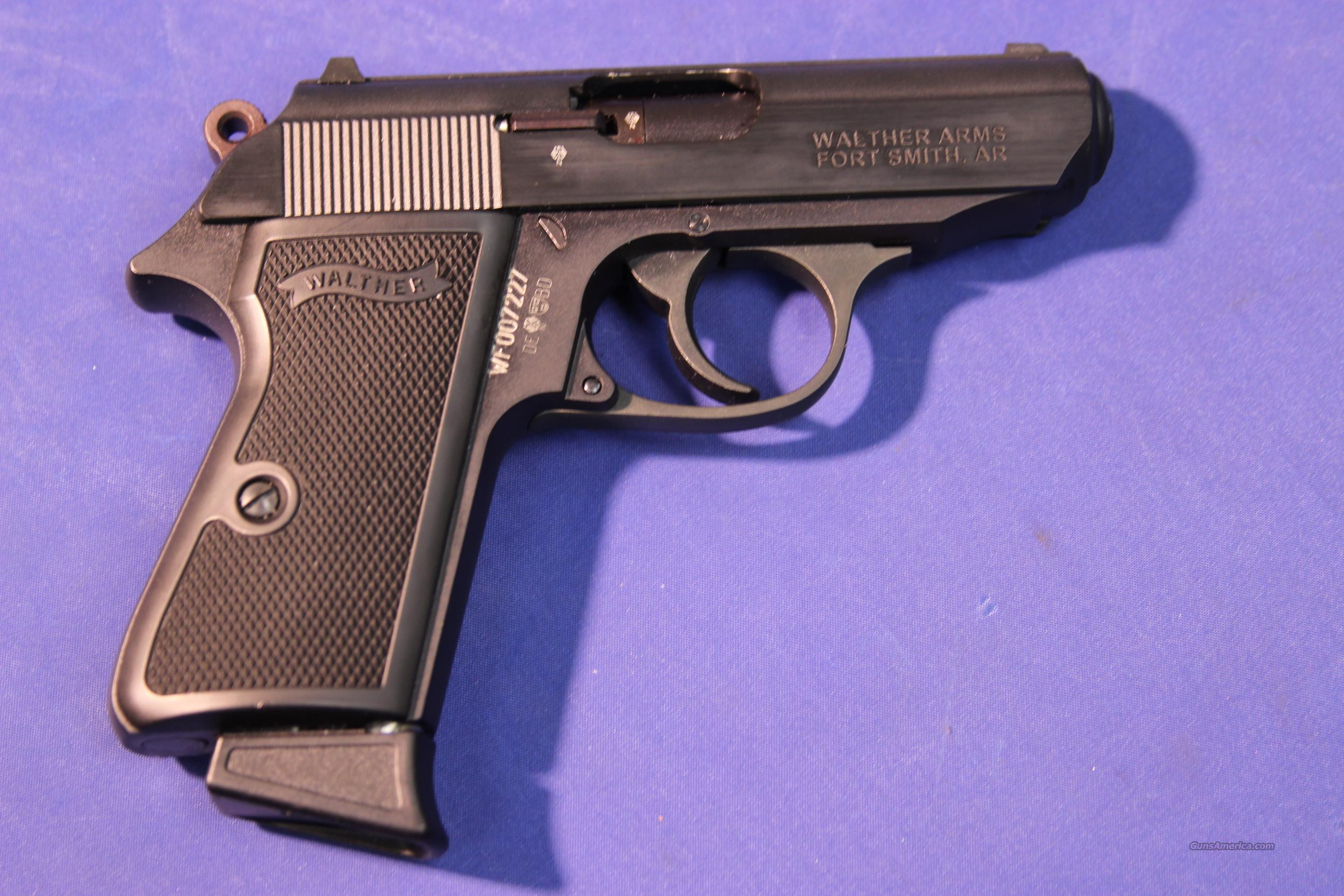 WALTHER PPK/S .22 LR - Excellent condition!  Guns > Pistols > Walther Pistols > Post WWII > PPK Series