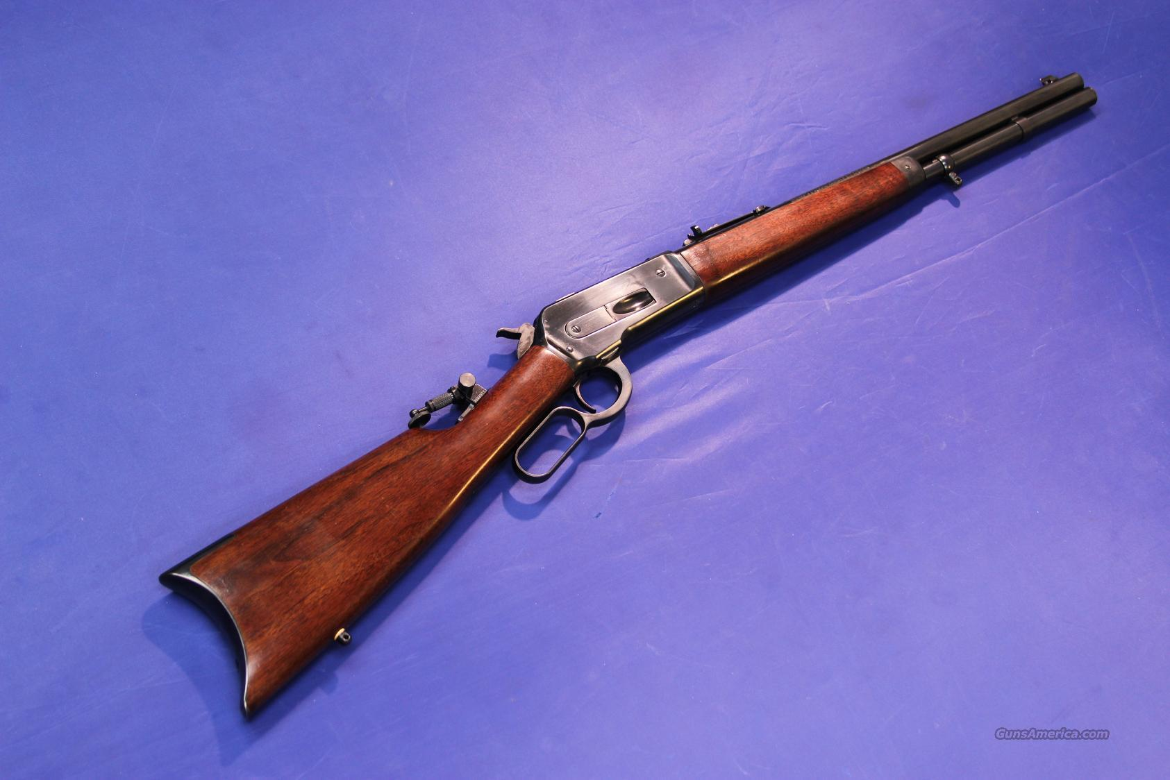 WINCHESTER 1886 SHORT RIFLE .45-70 GOVT W/PEEP ... for sale
