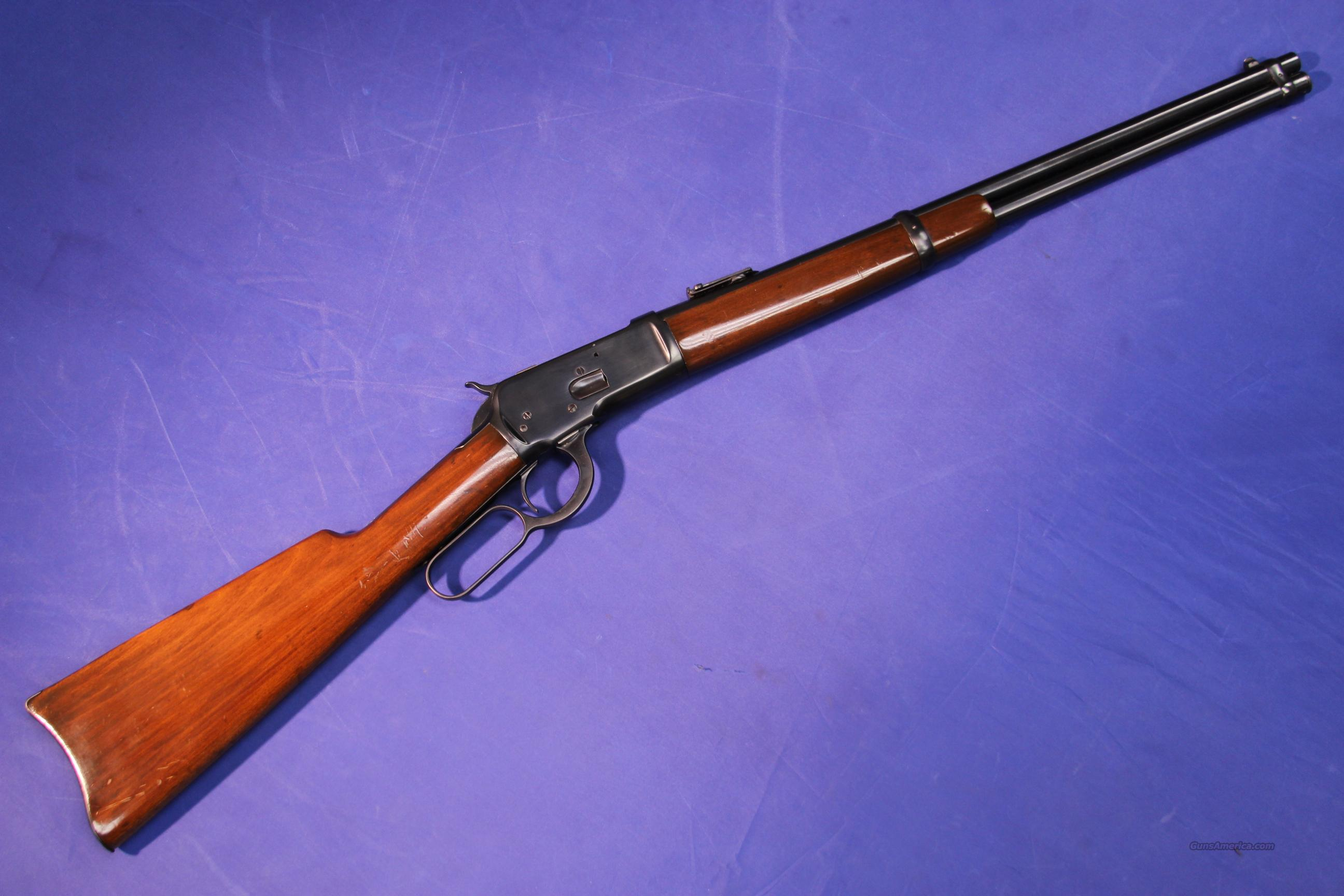 WINCHESTER 1892 .38 WCF  Guns > Rifles > Winchester Rifles - Modern Lever > Other Lever > Post-64