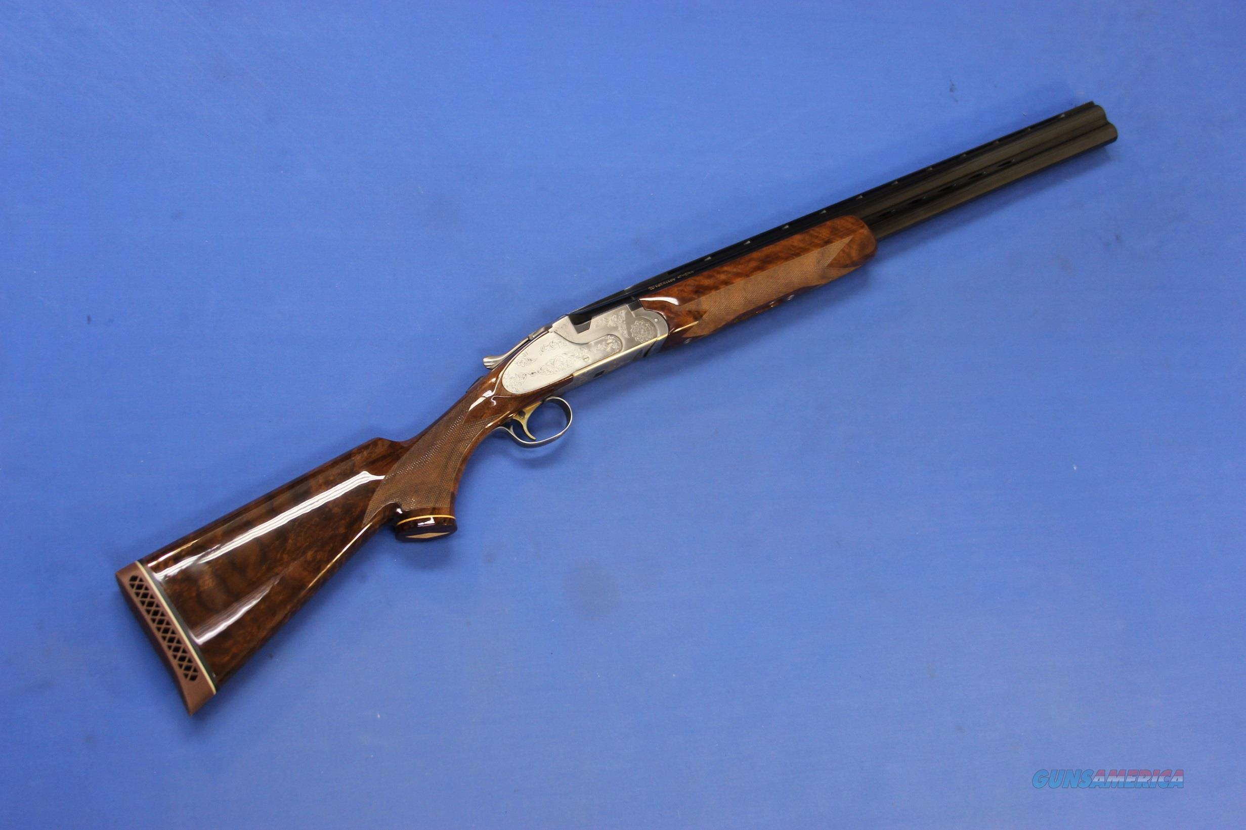 "WEATHERBY ATHENA GRADE IV Over/Under 12 GAUGE 26""  Guns > Shotguns > Weatherby Shotguns > Hunting > O/U"