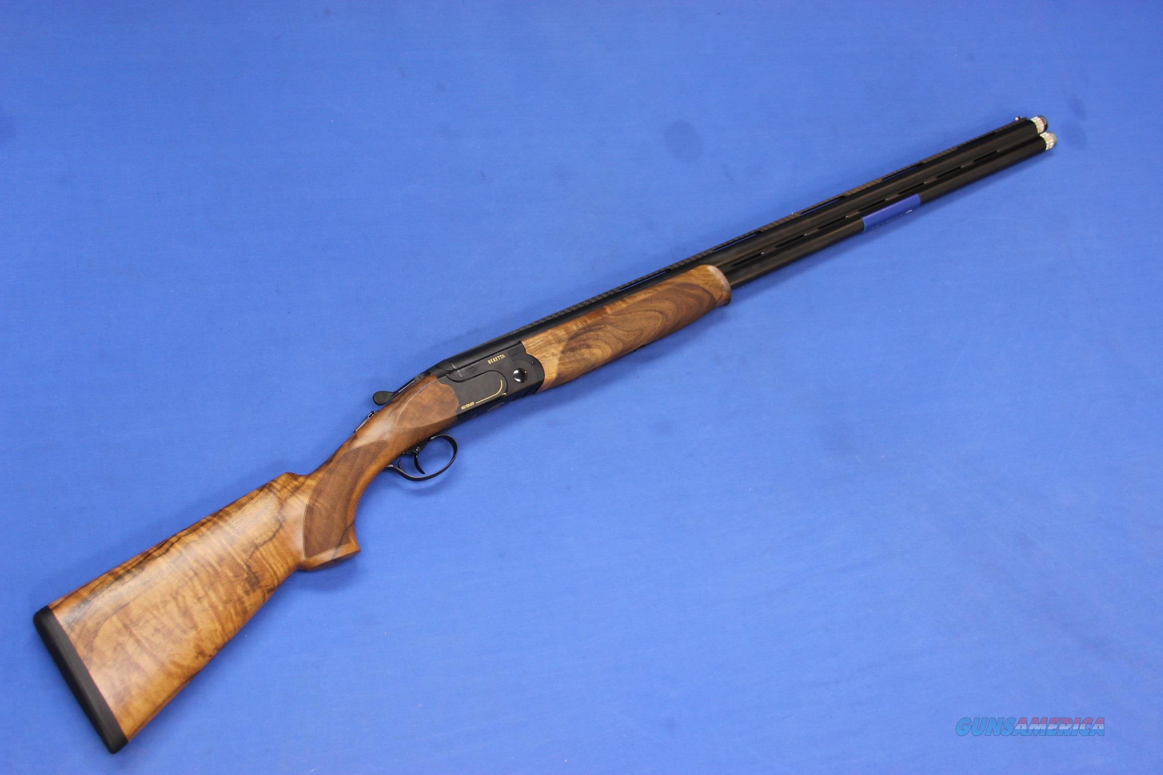 "BERETTA 692 SPORTING BLACK EDITION 12 GA 32"" NEW!  Guns > Shotguns > Beretta Shotguns > O/U > Trap/Skeet"