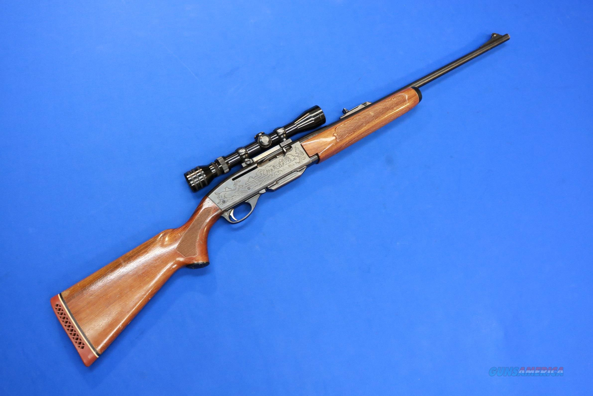 REMINGTON 742 WOODSMASTER .308 WIN w/REDFIELD 2-7  Guns > Rifles > Remington Rifles - Modern > Other