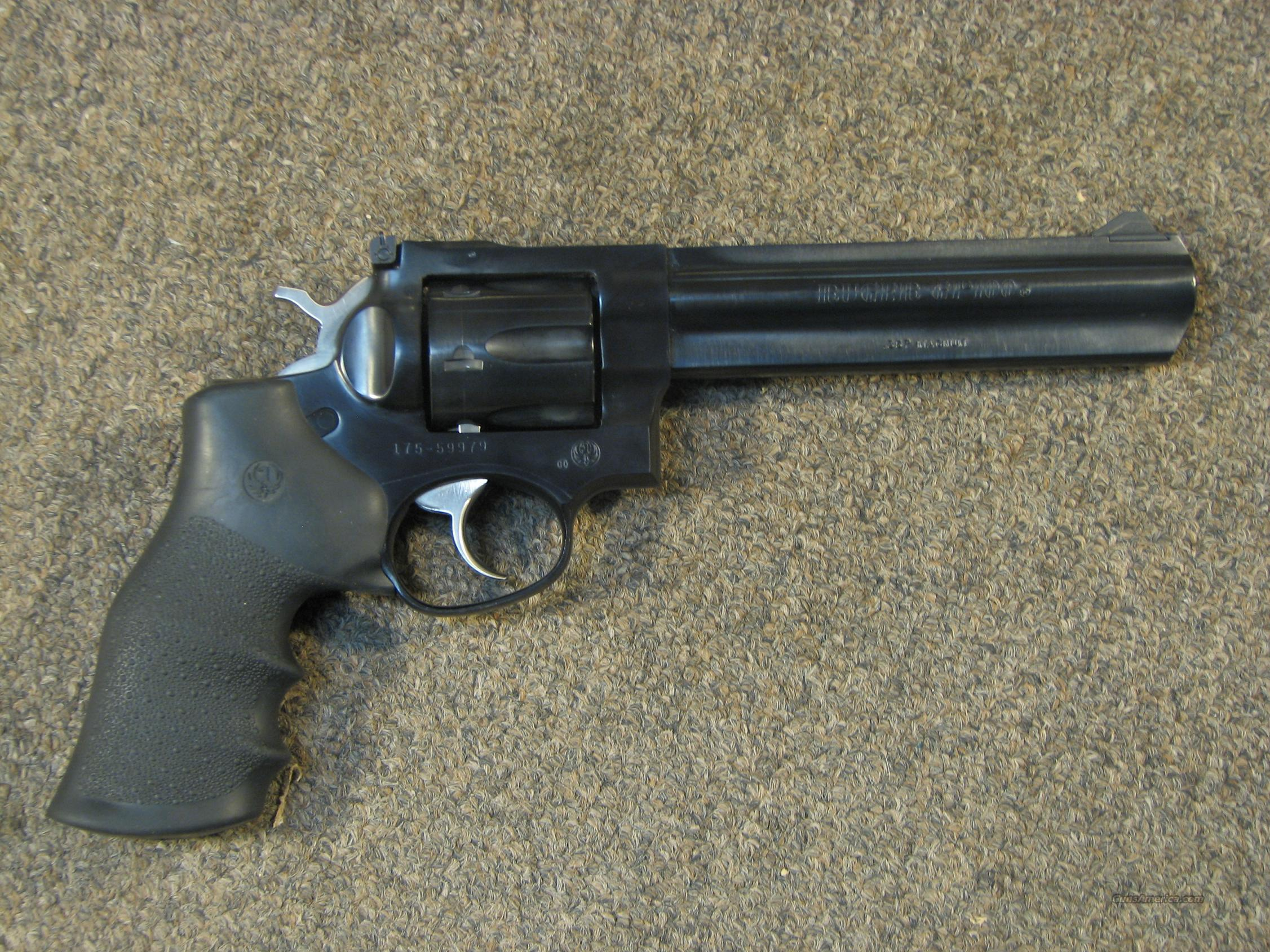 "RUGER GP100 .357 MAG - 6""  Guns > Pistols > Ruger Double Action Revolver > Security Six Type"