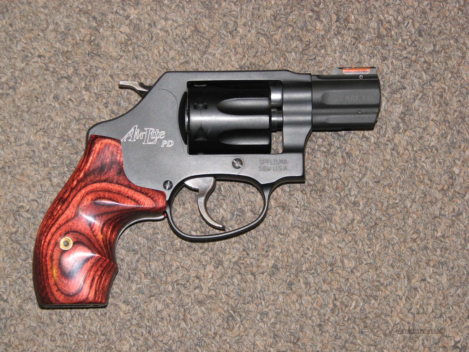 SMITH & WESSON 351 PD REVOLVER .22 MAG - NEW!  Guns > Pistols > Smith & Wesson Revolvers > Pocket Pistols