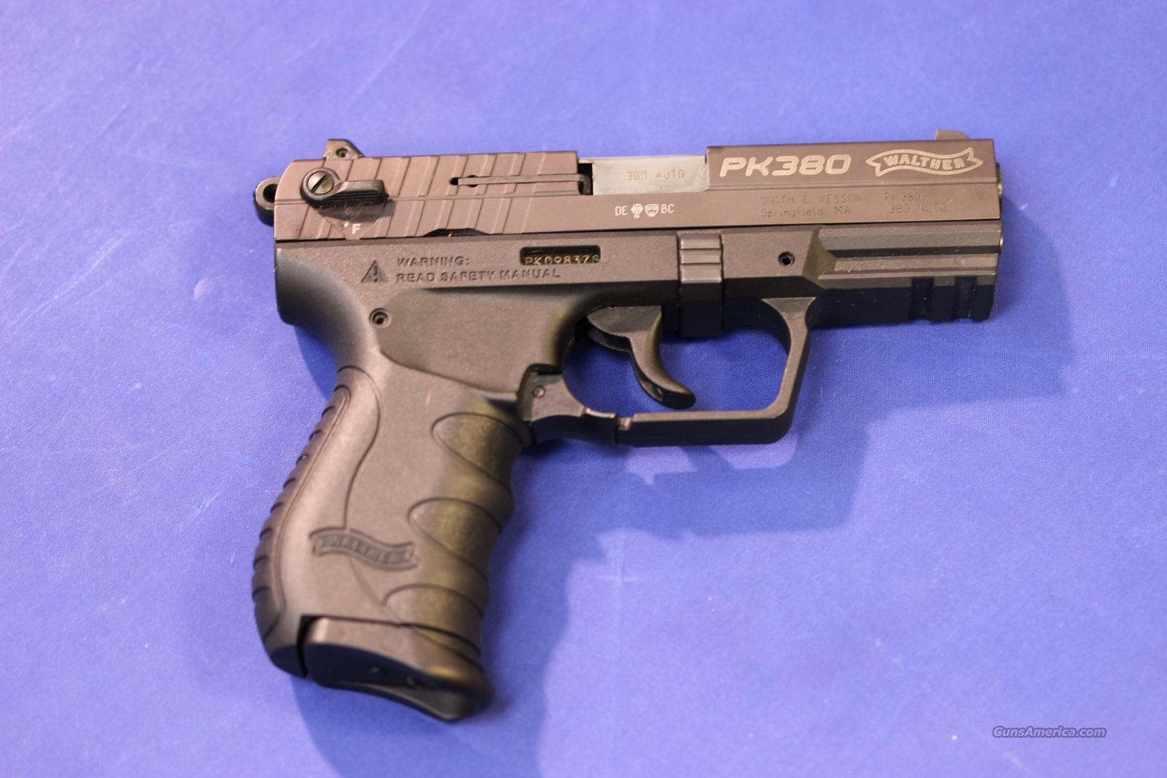 ***SOLD*** WALTHER PK380 .380 AUTO  Guns > Pistols > Walther Pistols > Post WWII > PK380