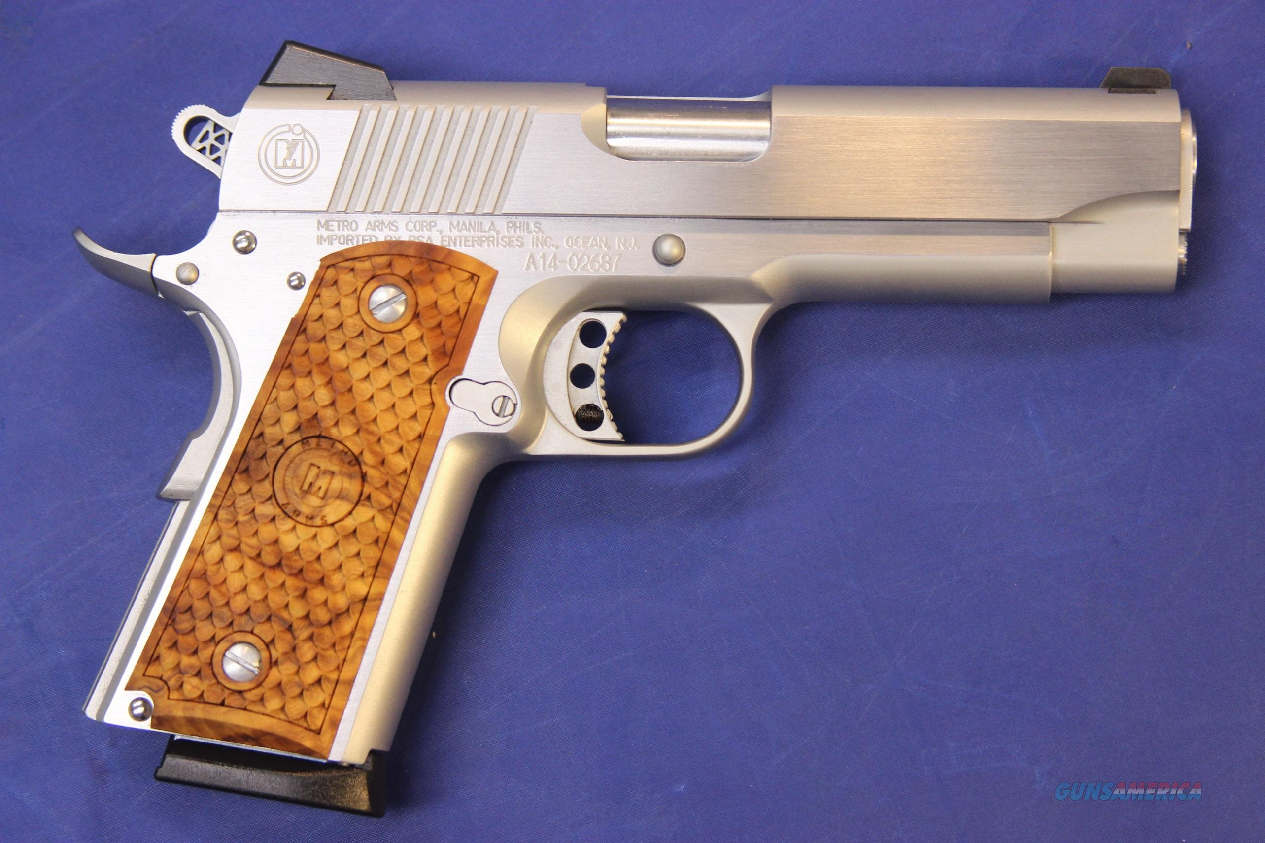 Metroarms american classic 1911 compact command for sale for American classic