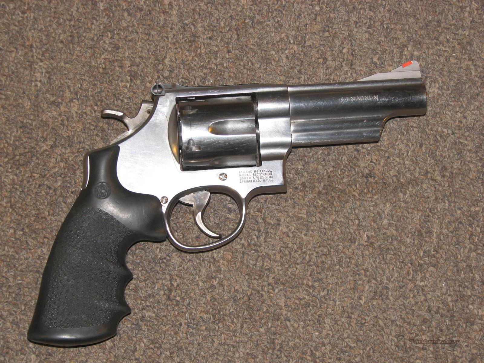 SMITH & WESSON 629-4 .44 MAG  Guns > Pistols > Smith & Wesson Revolvers > Model 629