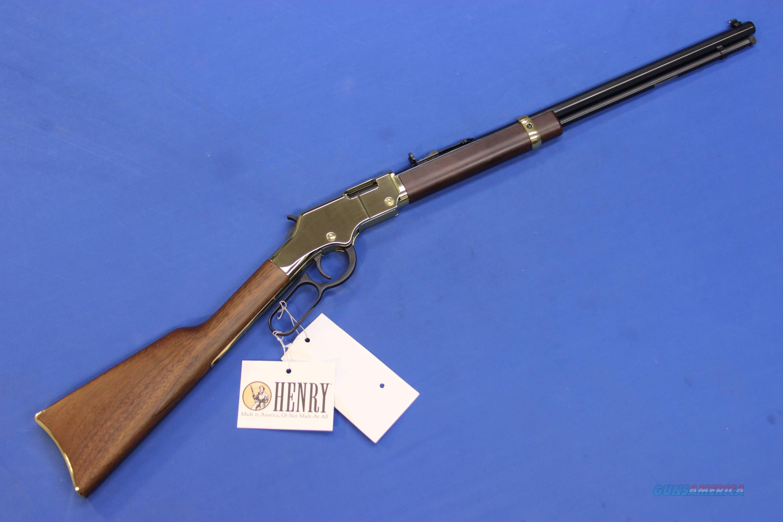 HENRY GOLDEN BOY .22 MAG - NEW!  Guns > Rifles > Henry Rifle Company