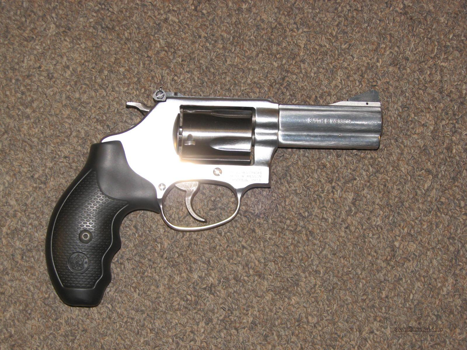 "SMITH & WESSON MODEL 60 .357 MAG 3"" - NEW!  Guns > Pistols > Smith & Wesson Revolvers > Pocket Pistols"