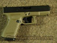 GLOCK 19 OD GREEN 9mm - NEW!!  Guns > Pistols > Glock Pistols > 19