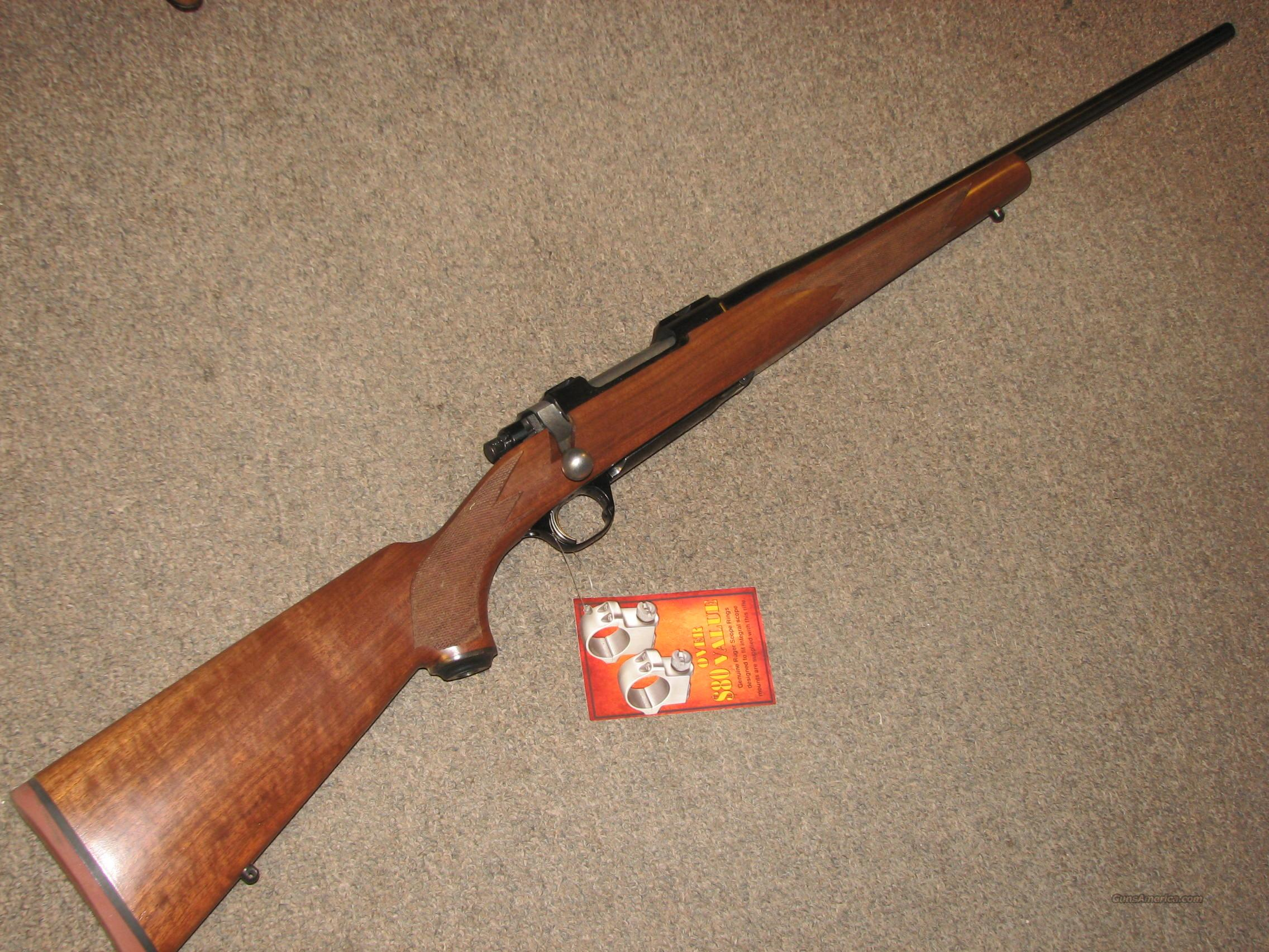 RUGER M77 HAWKEYE 7mm-08 REM - NEW!  Guns > Rifles > Ruger Rifles > Model 77