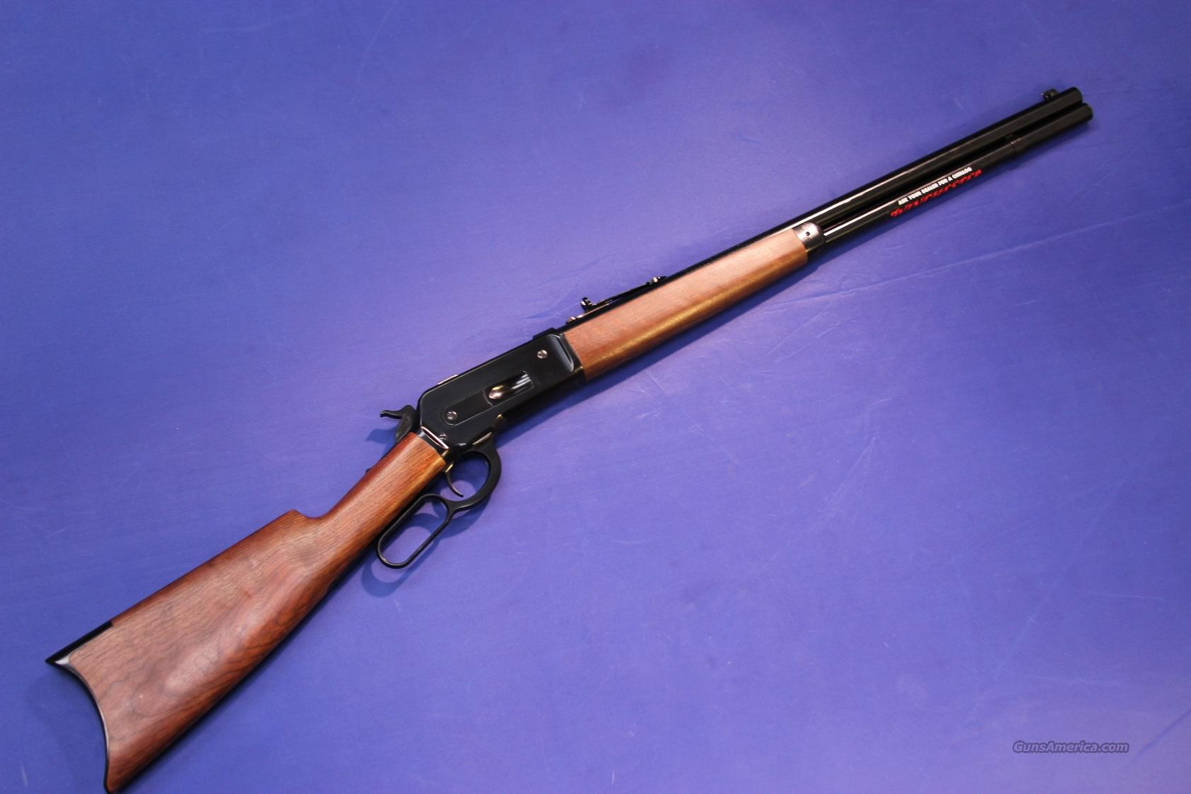 WINCHESTER 1886 .45-70 - NEW!  Guns > Rifles > Winchester Rifles - Modern Lever > Other Lever > Post-64