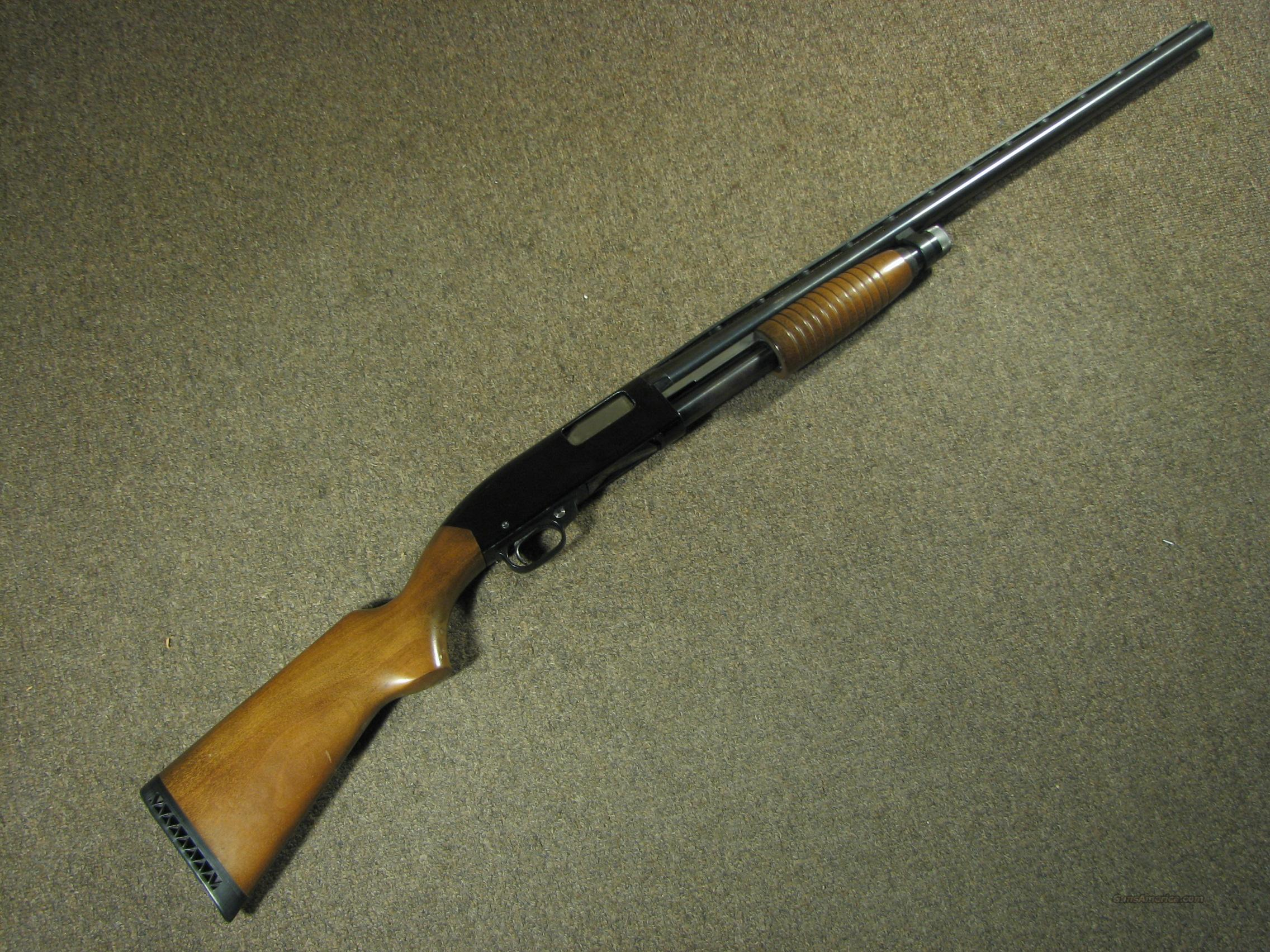 "WINCHESTER 120 PUMP SHOTGUN 12 GA - 28"" for sale"