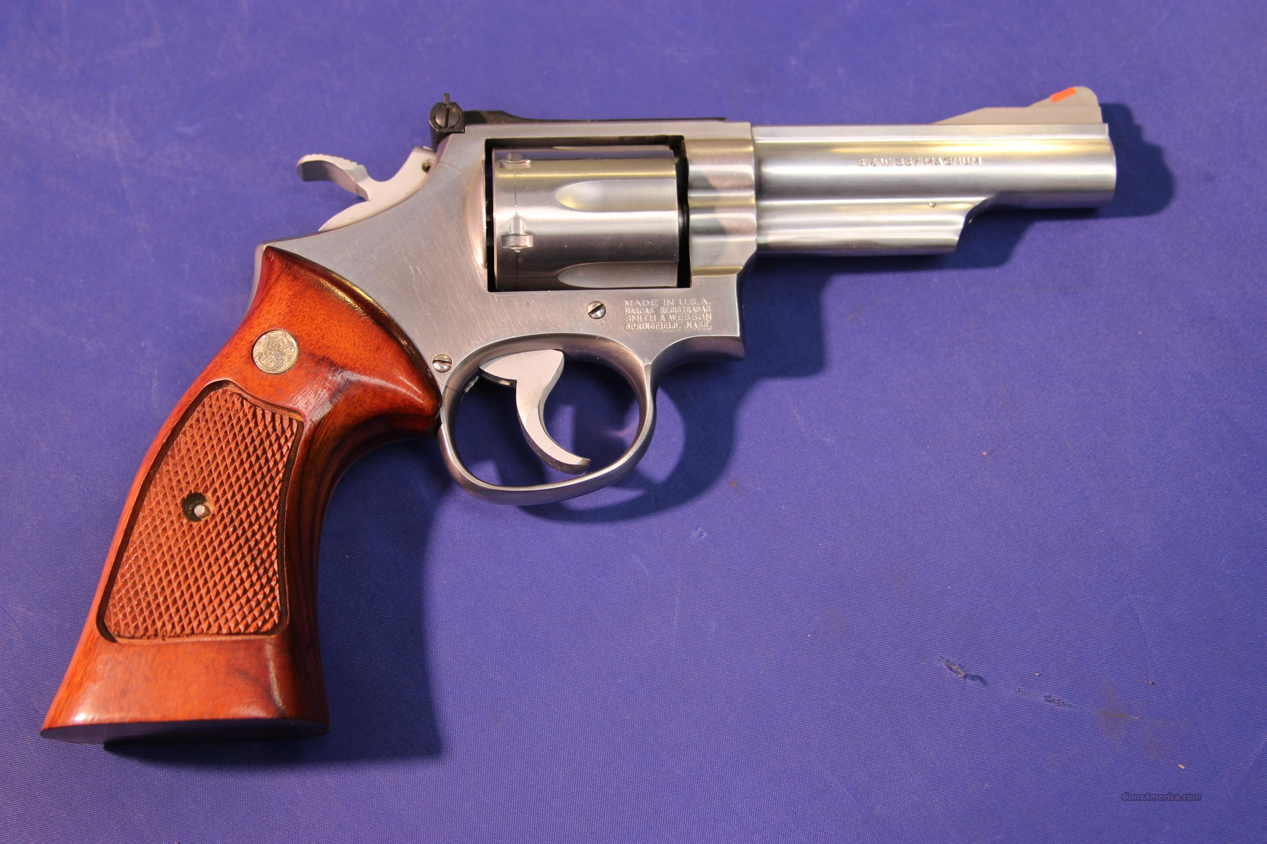 SMITH & WESSON 66-2 .357 MAG  Guns > Pistols > Smith & Wesson Revolvers > Full Frame Revolver