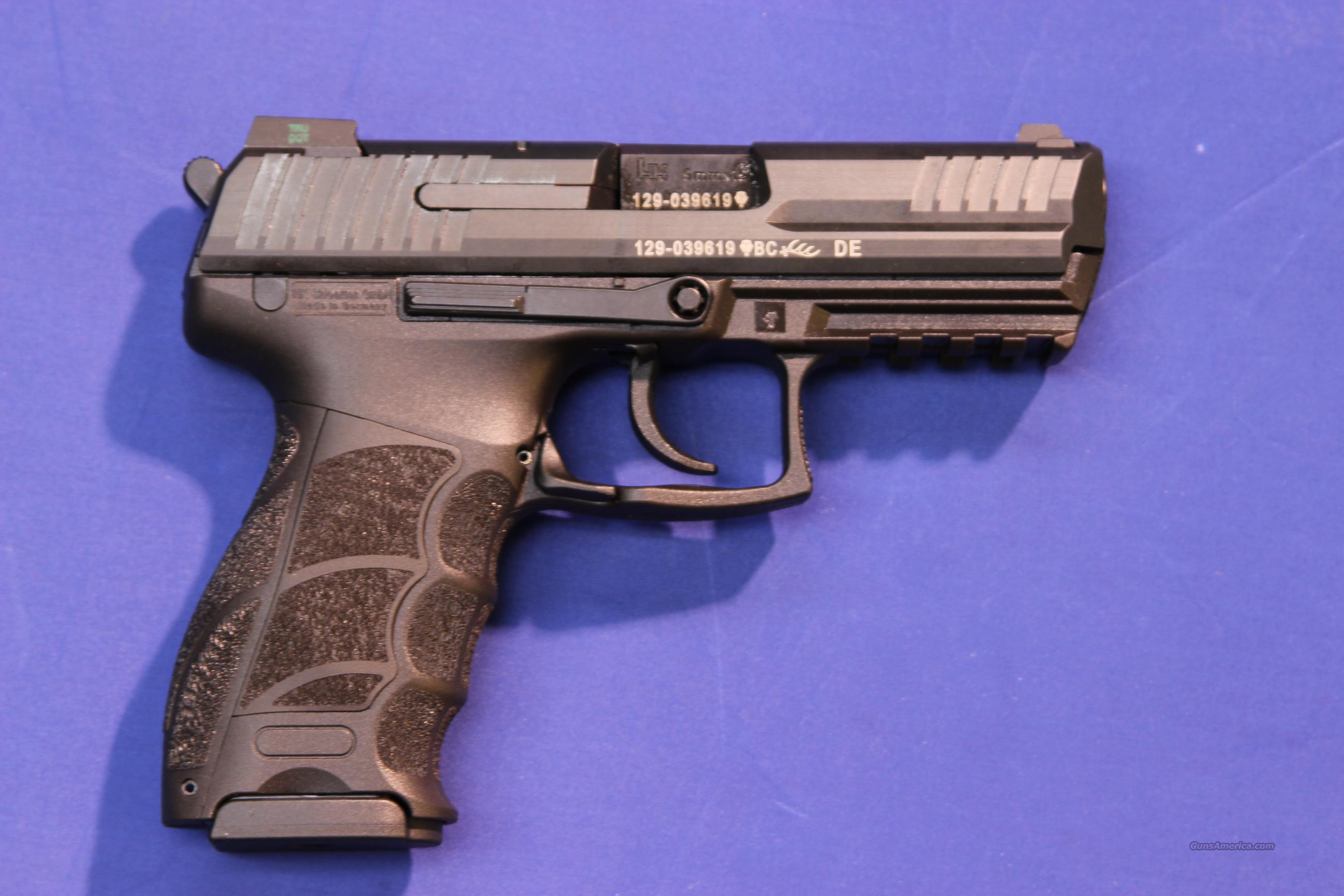 HECKLER & KOCH P30 9mm - NEW  Guns > Pistols > Heckler & Koch Pistols > Polymer Frame
