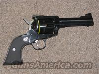 RUGER NEW MODEL BLACKHAWK .357 MAG/ 9mm  Ruger Single Action Revolvers > Blackhawk Type