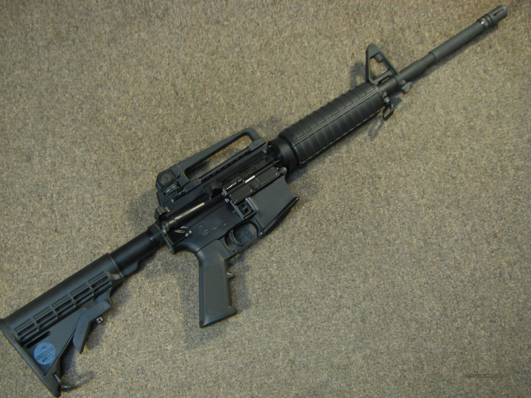 BUSHMASTER XM15-E2S .223 - LIKE NEW!  Guns > Rifles > Bushmaster Rifles > Complete Rifles