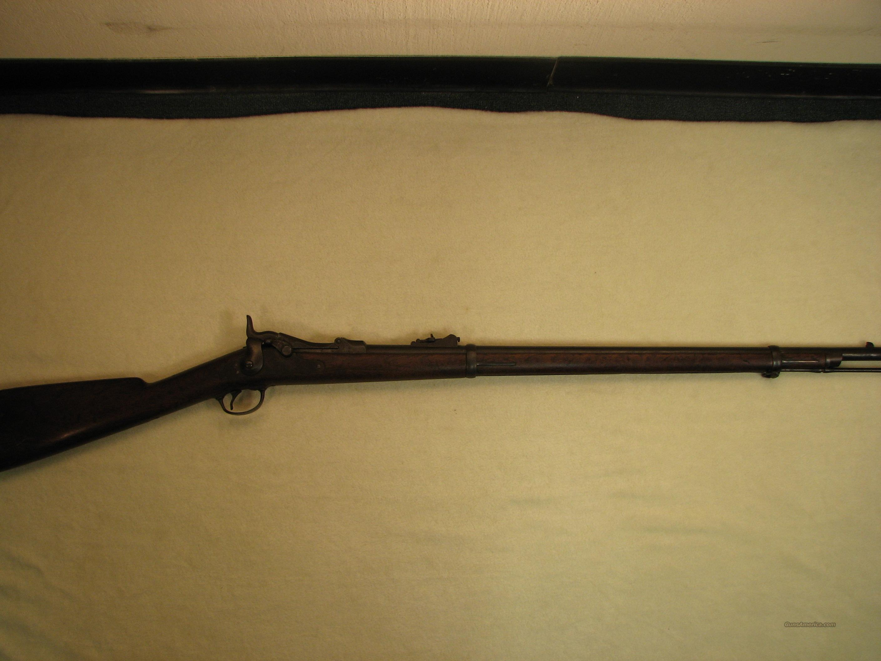 Springfield '73 Trapdoor 1879 Cadet Model .45-70  Guns > Rifles > Military Misc. Rifles US > Pre-1900