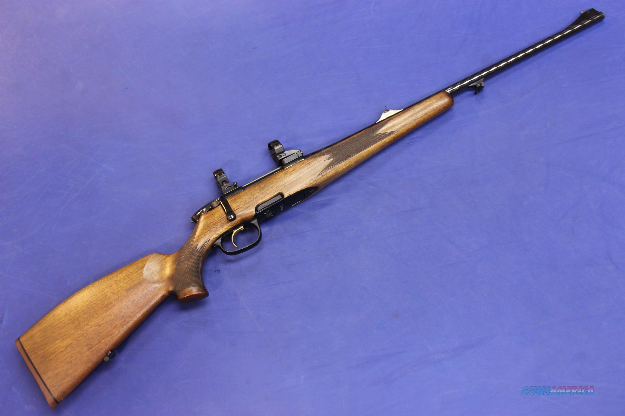 STEYR MANNLICHER MODEL L .243 WIN  Guns > Rifles > Steyr Rifles
