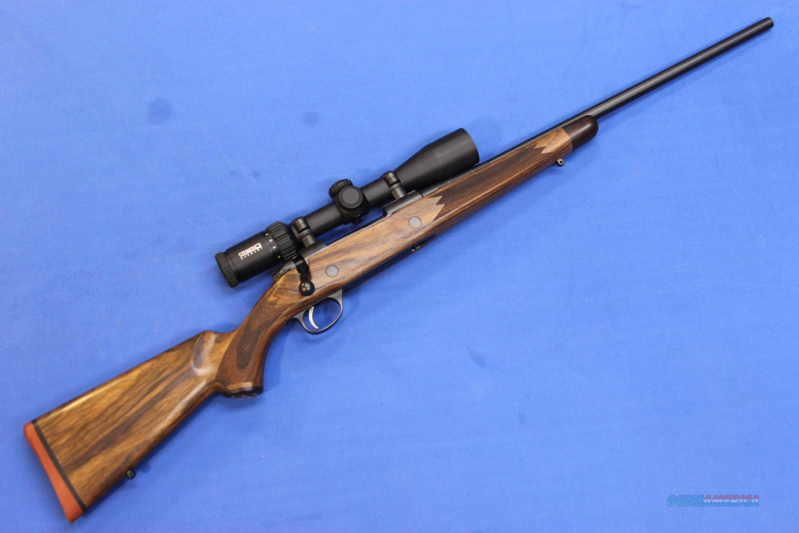 SAKO 85 CLASSIC .30-06 SPRINGFIELD w/ STEINER SCOPE - LIKE NEW!  Guns > Rifles > Sako Rifles > M85 Series