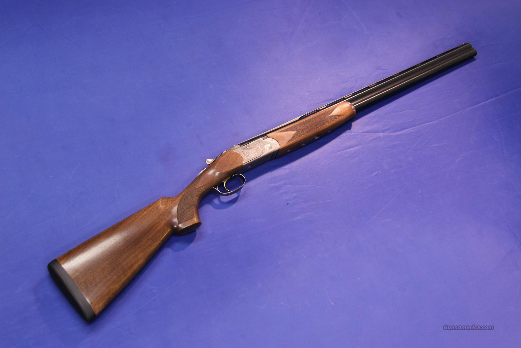 ***SOLD*** BERETTA 686 SILVER PIGEON 1 20 GA - NEW!  Guns > Shotguns > Beretta Shotguns > O/U > Hunting