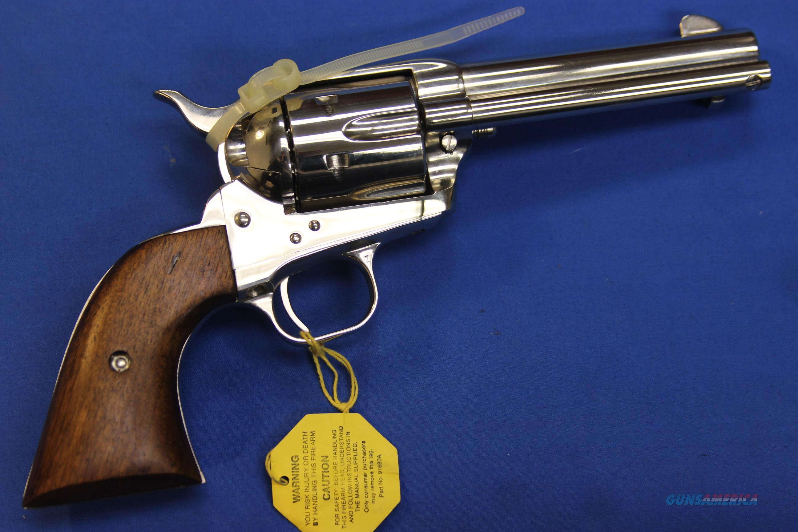 COLT SINGLE ACTION ARMY .357 MAGNUM  Guns > Pistols > Colt Single Action Revolvers - 3rd Gen.