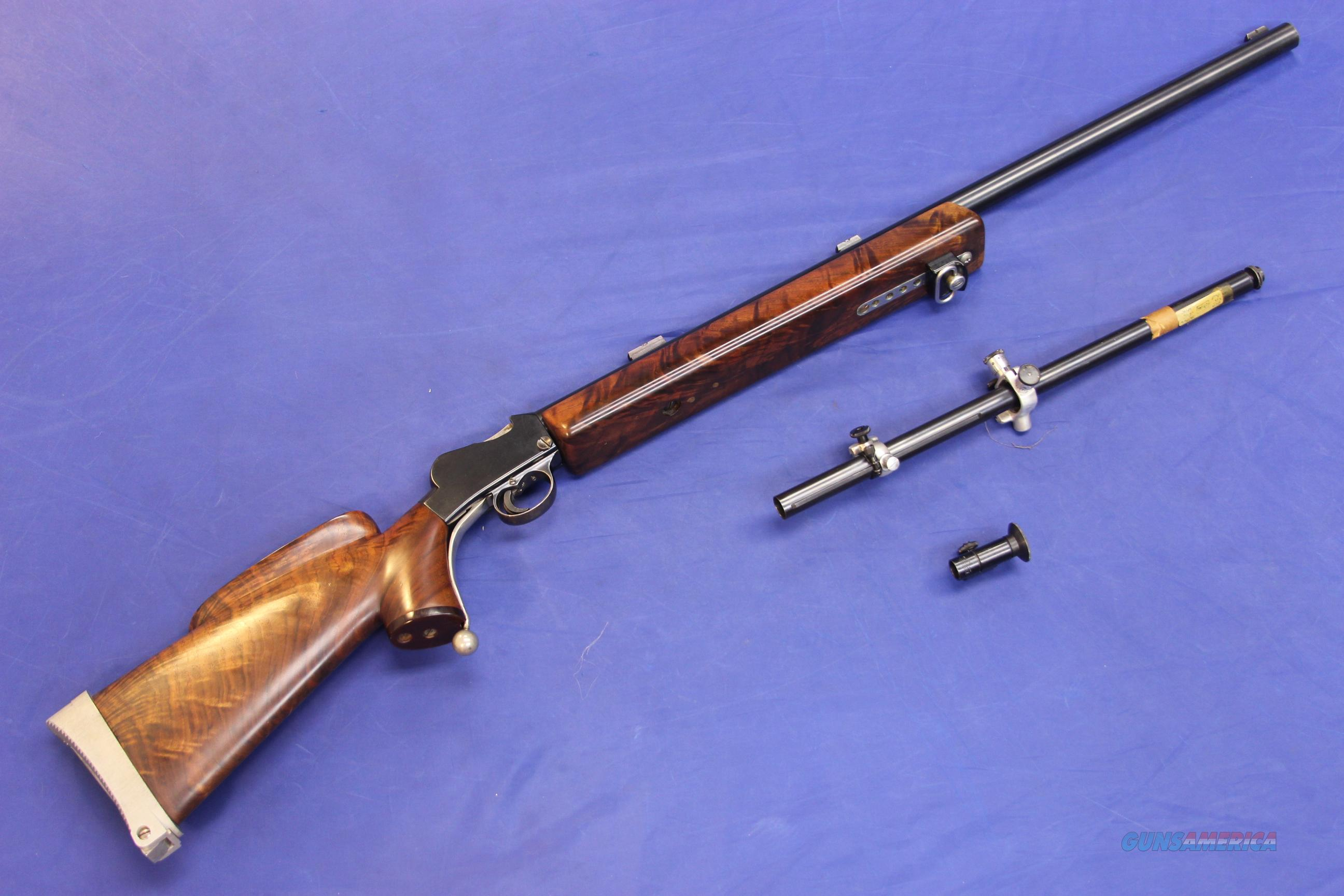 ERIC JOHNSON CUSTOM BSA MARTINI .22 LR  Guns > Rifles > A Misc Rifles