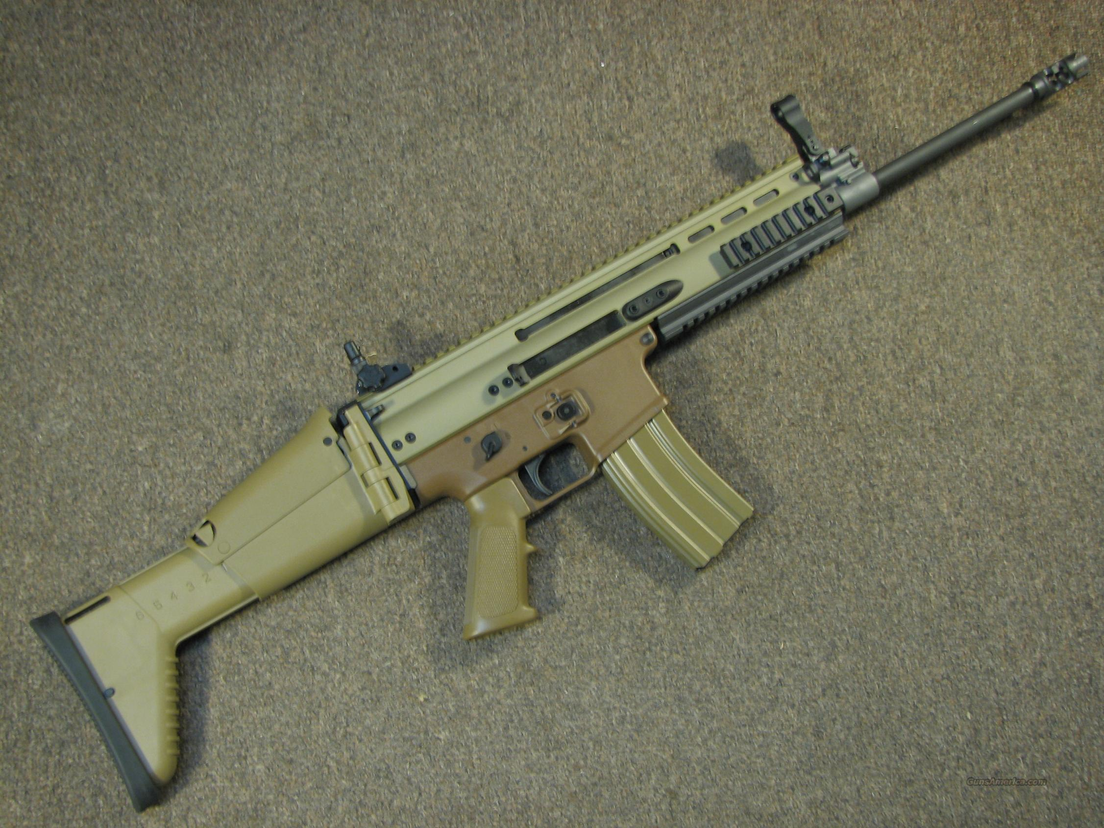 FN SCAR 16S Carbine .223 - NIB!  Guns > Rifles > FNH - Fabrique Nationale (FN) Rifles > Semi-auto > Other