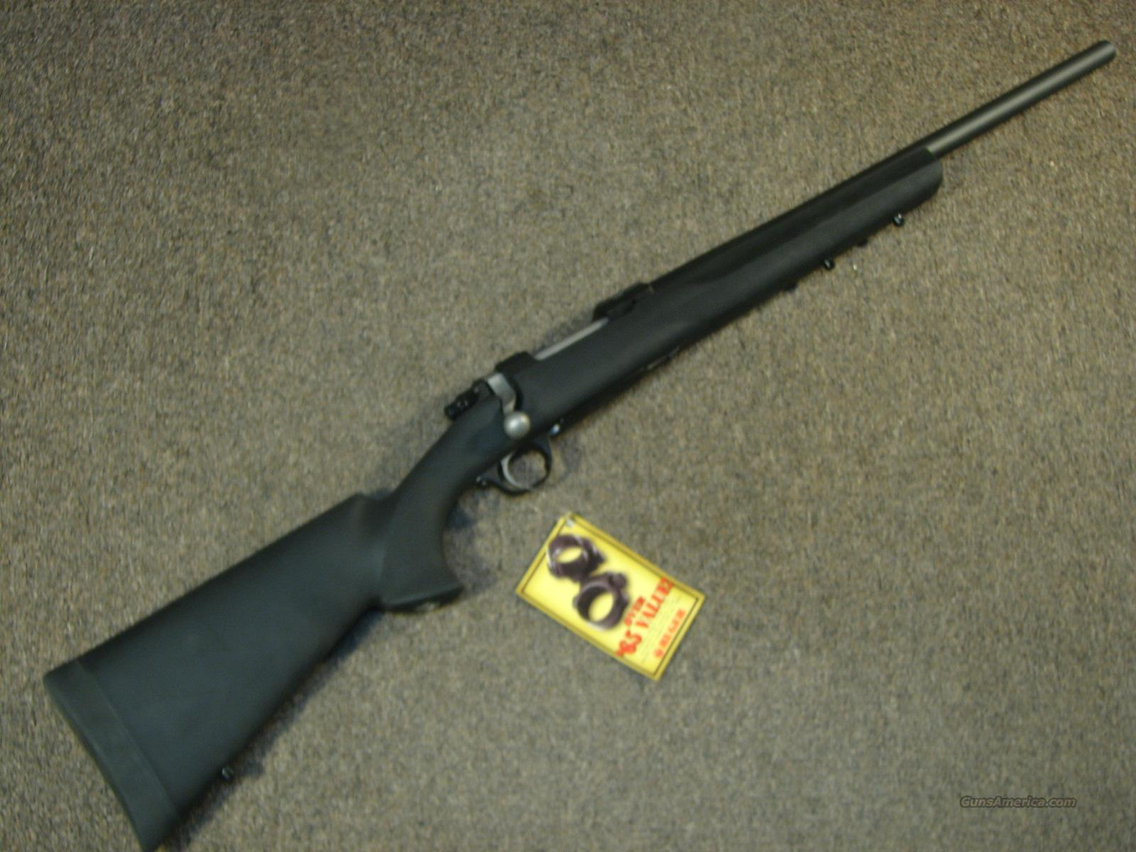 RUGER M77 TACTICAL .308 - NEW!!  Guns > Rifles > Ruger Rifles > Model 77