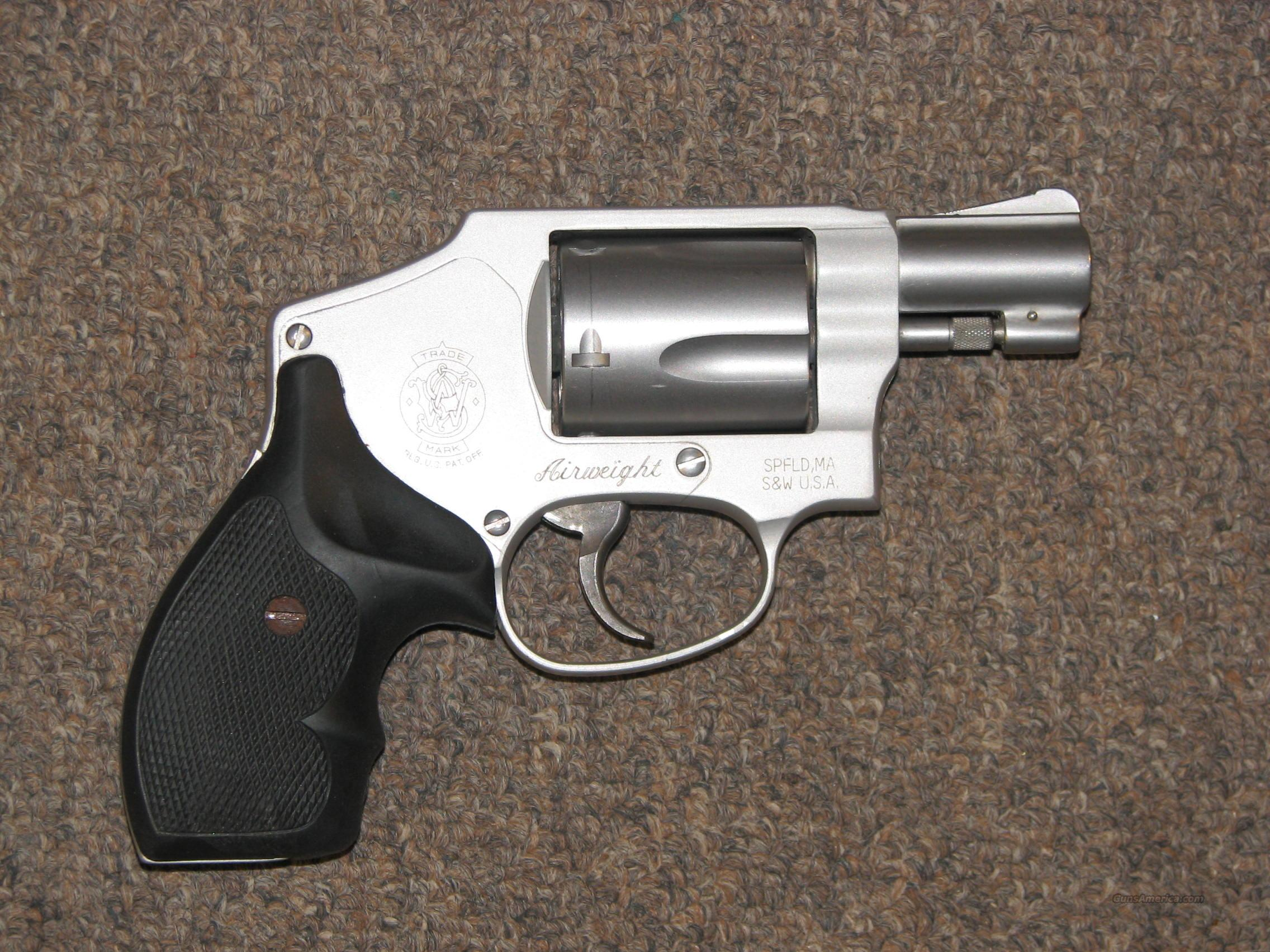 SMITH & WESSON 642 .38 SPECIAL  Guns > Pistols > Smith & Wesson Revolvers > Pocket Pistols