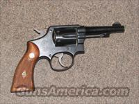 SMITH & WESSON M&P .38 SPECIAL  Smith & Wesson Revolvers > Model 10