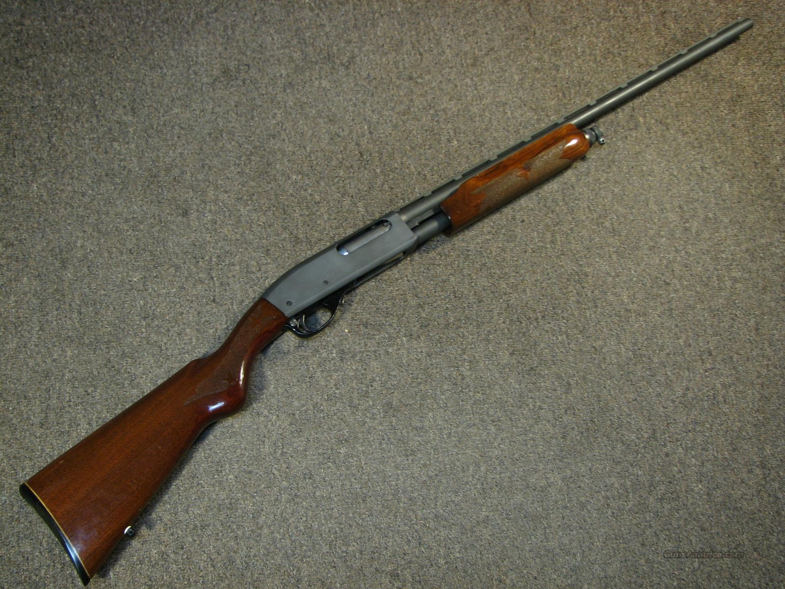 REMINGTON 870 WINGMASTER 28 GAUGE  Guns > Shotguns > Remington Shotguns  > Pump > Hunting